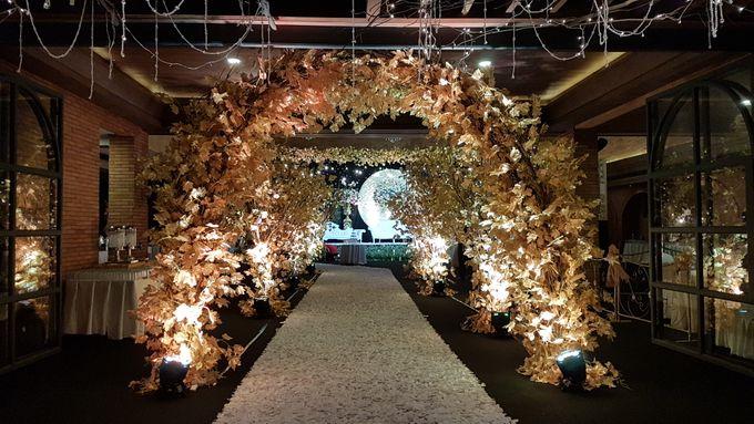 Andy & Novita Wedding by United Grand Hall - 018
