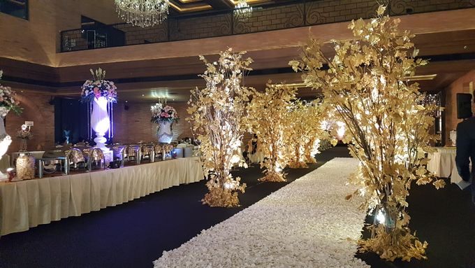 Andy & Novita Wedding by United Grand Hall - 022