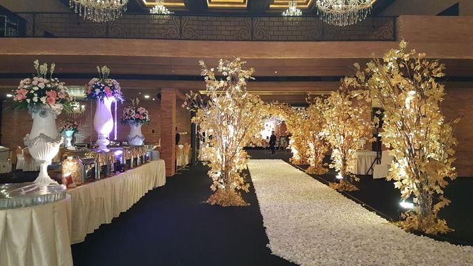 Andy & Novita Wedding by United Grand Hall - 023
