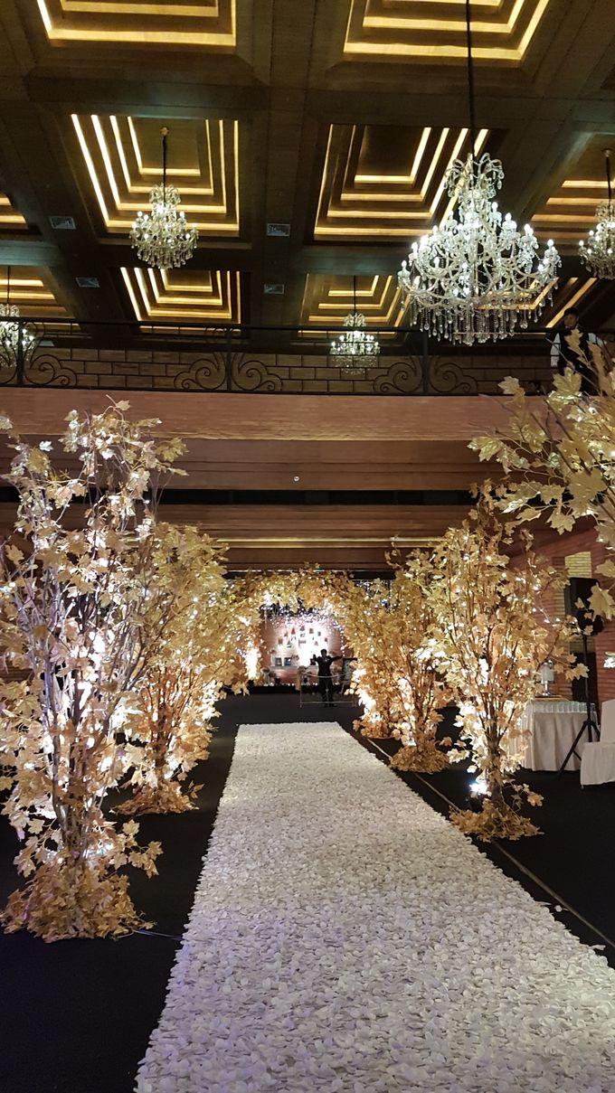 Andy & Novita Wedding by United Grand Hall - 024