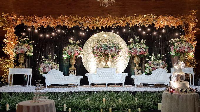 Andy & Novita Wedding by United Grand Hall - 025