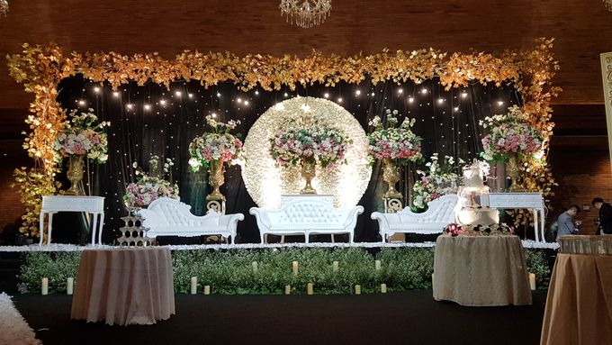Andy & Novita Wedding by United Grand Hall - 026