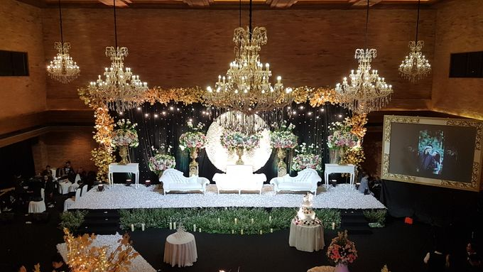 Andy & Novita Wedding by United Grand Hall - 027