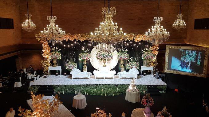 Andy & Novita Wedding by United Grand Hall - 028