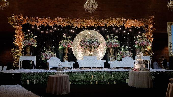 Andy & Novita Wedding by United Grand Hall - 029