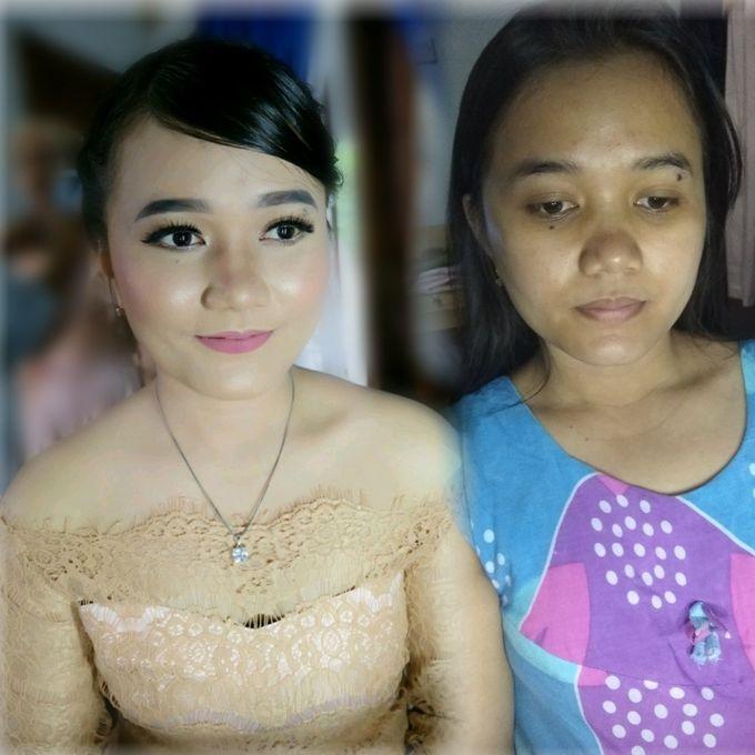 Makeup Bridesmaid by VidJei Makeup - 005
