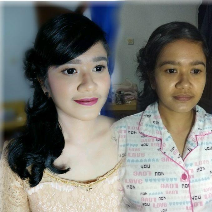 Makeup Bridesmaid by VidJei Makeup - 004
