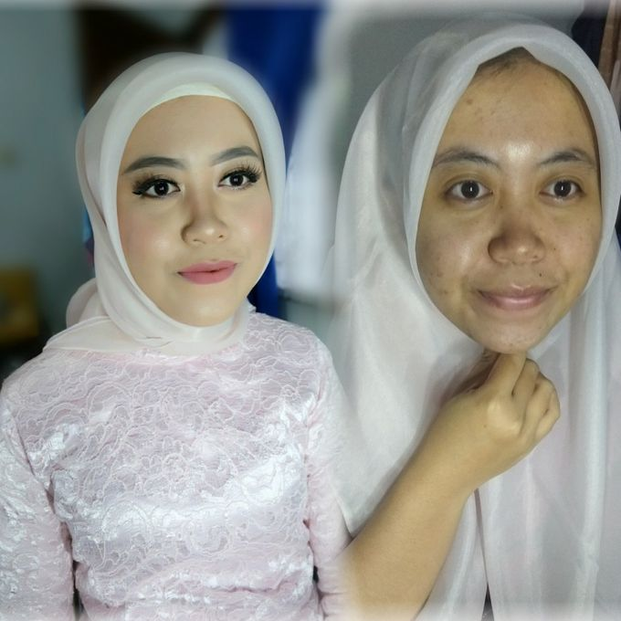 Makeup Bridesmaid by VidJei Makeup - 002