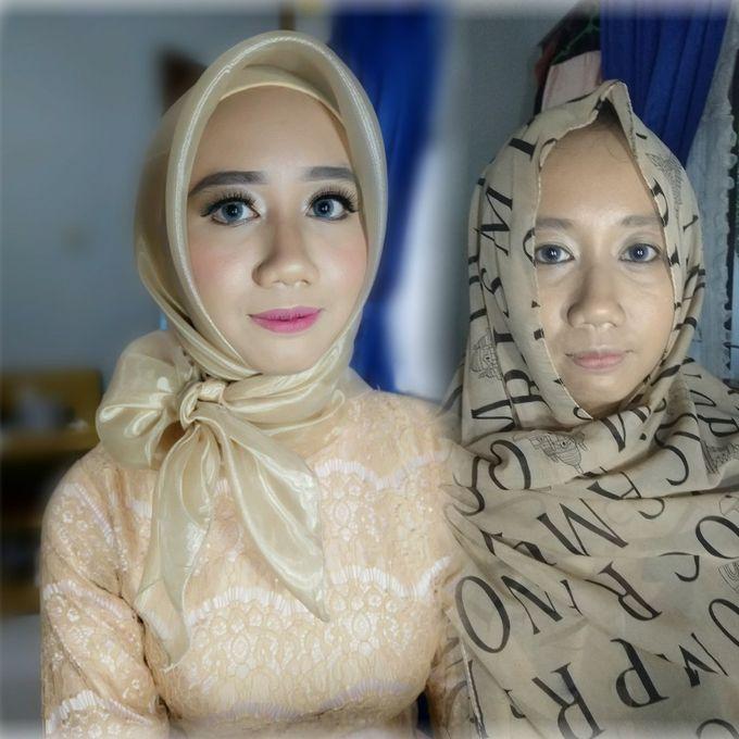 Makeup Bridesmaid by VidJei Makeup - 001