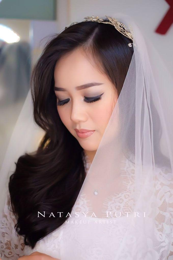 Bridal Makeup by Natasya Putri Makeup Artist - 001