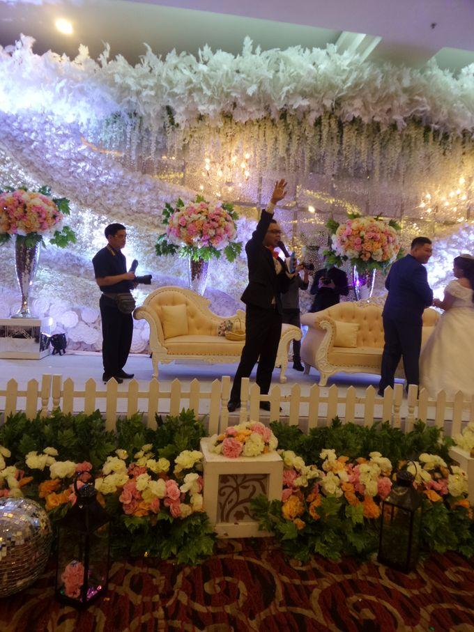 Wedding Reception Mc At Season City Jakarta By Fernand Tampubolon