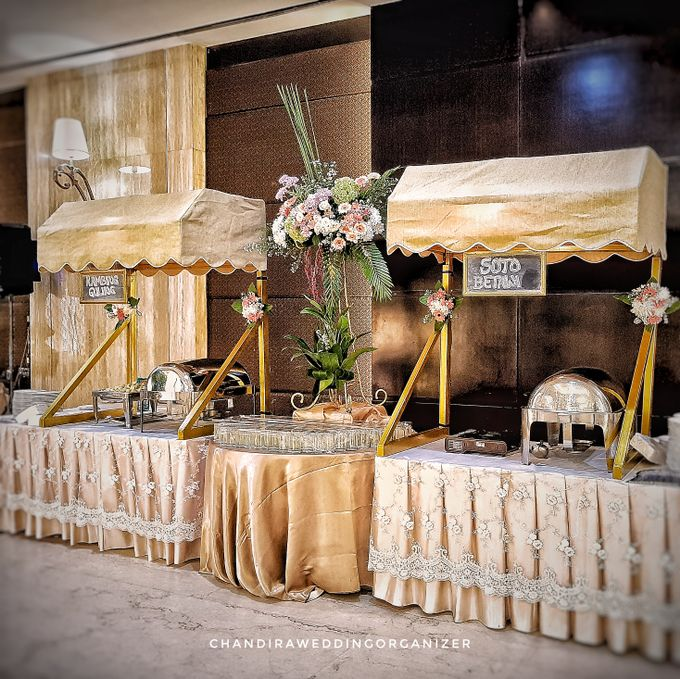 Shinta Danu CHANDIRA WEDDING PACKAGE by Chandira Wedding Organizer - 008