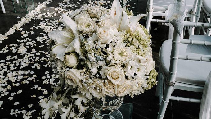 Wedding Emma & Matt  4 April 2018 by Anantara Seminyak Bali Resort - 003