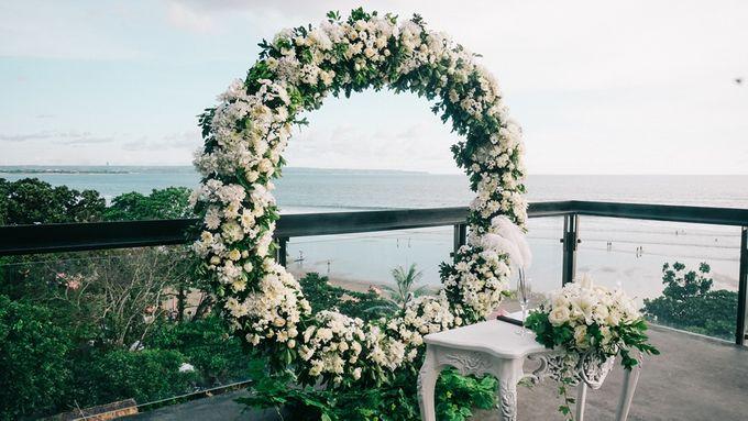 Wedding Emma & Matt  4 April 2018 by Anantara Seminyak Bali Resort - 007