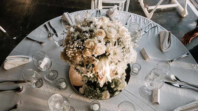 Wedding Emma & Matt  4 April 2018 by Anantara Seminyak Bali Resort - 008