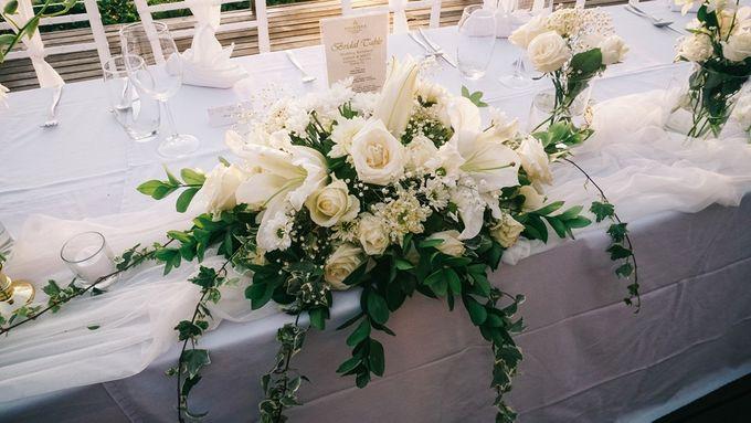Wedding Emma & Matt  4 April 2018 by Anantara Seminyak Bali Resort - 010