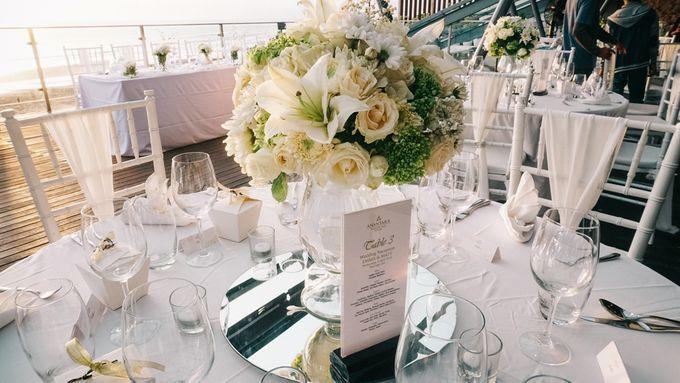 Wedding Emma & Matt  4 April 2018 by Anantara Seminyak Bali Resort - 011