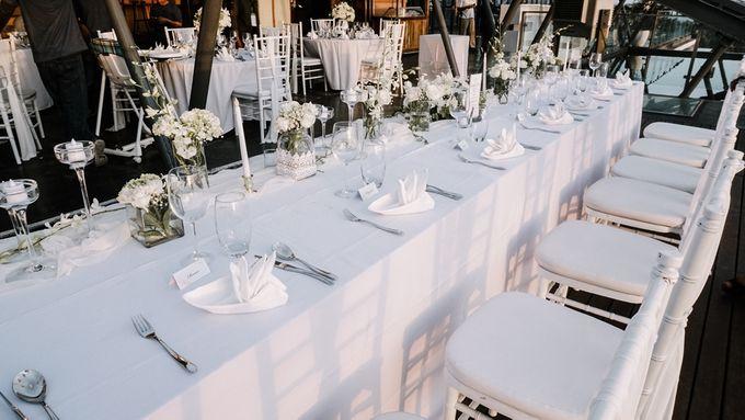 Wedding Emma & Matt  4 April 2018 by Anantara Seminyak Bali Resort - 013