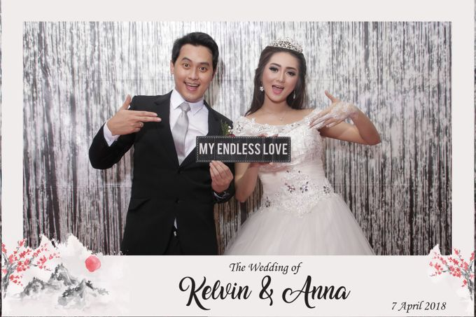 KELVIN & ANNA WEDDING by snaphot official photobooth - 002
