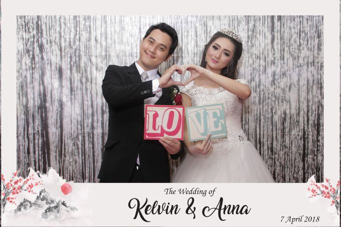 KELVIN & ANNA WEDDING by snaphot official photobooth - 003