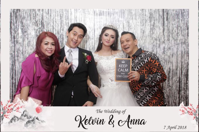 KELVIN & ANNA WEDDING by snaphot official photobooth - 004