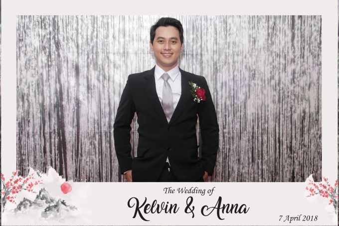 KELVIN & ANNA WEDDING by snaphot official photobooth - 005