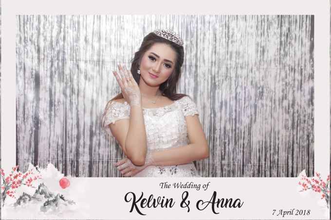 KELVIN & ANNA WEDDING by snaphot official photobooth - 001