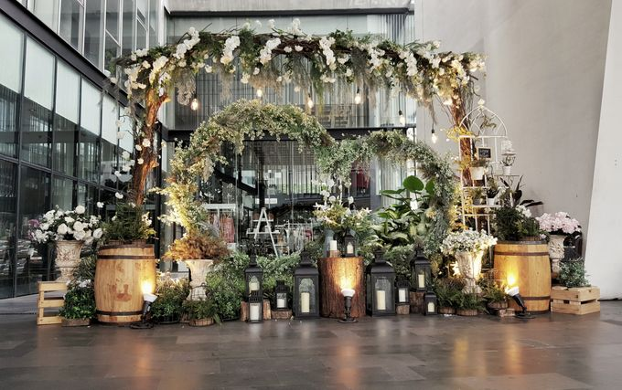 The Wedding Of Andy And Ketty by Dream Decor - 005