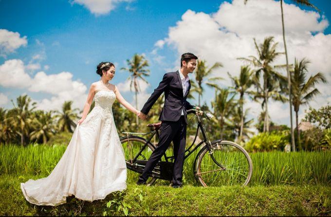 PREWEDDING PHOTOSHOOT by Visesa Ubud - 010