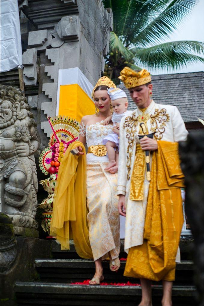 TATYANA & VLAD ( RUSSIAN BALINESE WEDDING ) by Visesa Ubud - 007