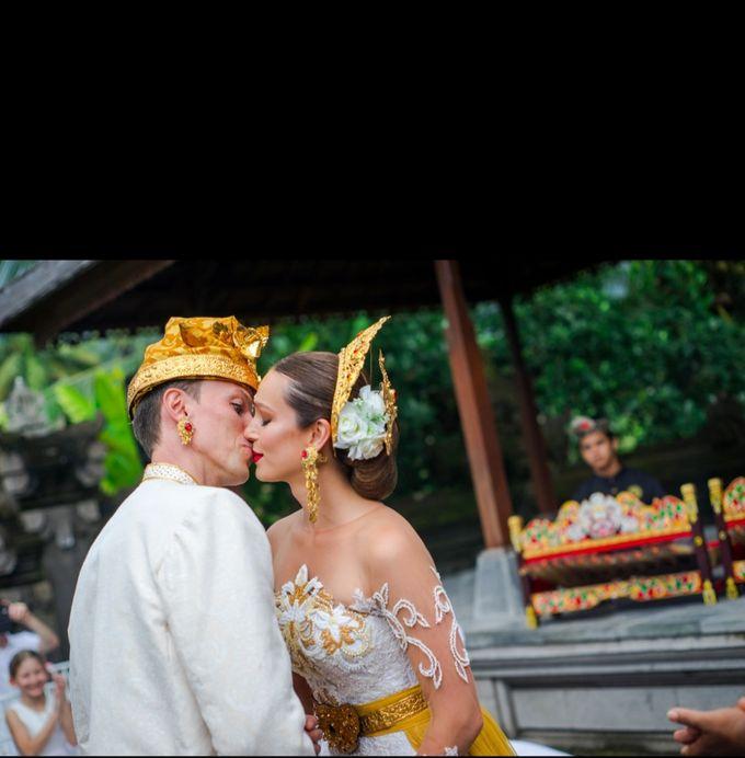 TATYANA & VLAD ( RUSSIAN BALINESE WEDDING ) by Visesa Ubud - 001