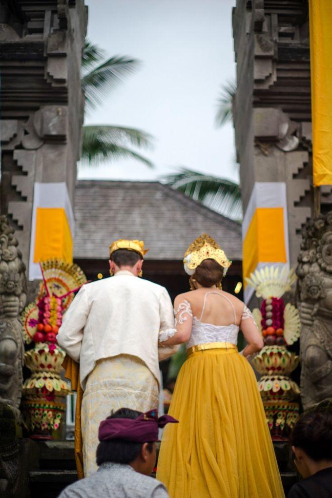 TATYANA & VLAD ( RUSSIAN BALINESE WEDDING ) by Visesa Ubud - 005