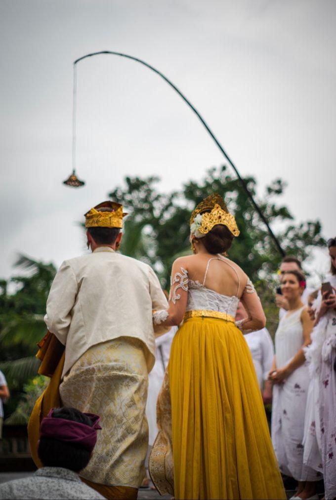 TATYANA & VLAD ( RUSSIAN BALINESE WEDDING ) by Visesa Ubud - 004