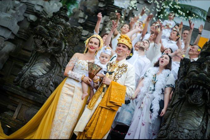 TATYANA & VLAD ( RUSSIAN BALINESE WEDDING ) by Visesa Ubud - 003