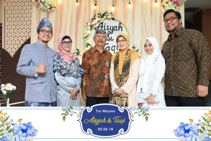 Wedding by Picpack photobooth - 022