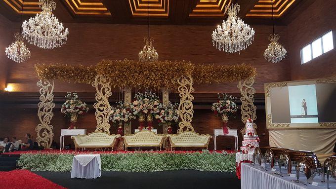 Jeffrey & Jessie Wedding by United Grand Hall - 028