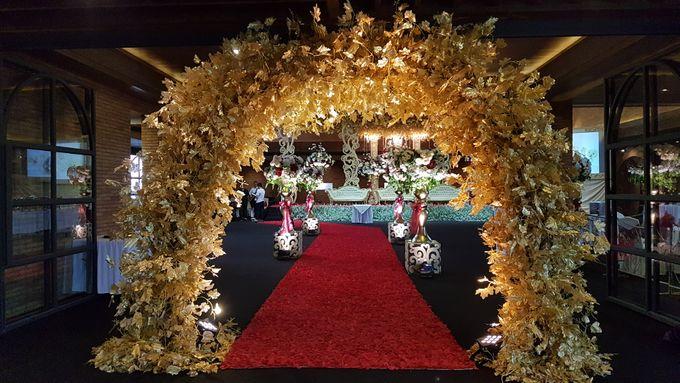 Jeffrey & Jessie Wedding by United Grand Hall - 027