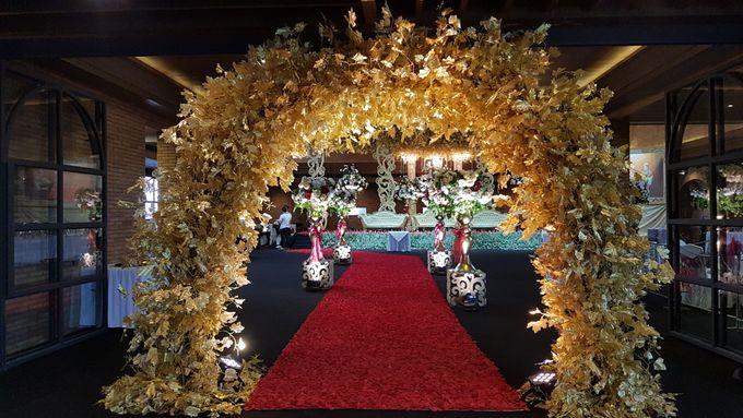 Jeffrey & Jessie Wedding by United Grand Hall - 003
