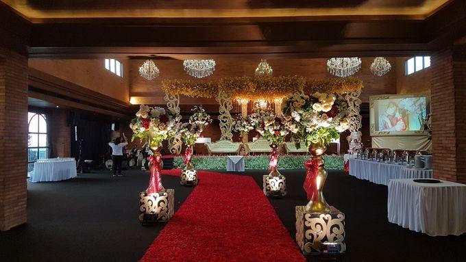 Jeffrey & Jessie Wedding by United Grand Hall - 004