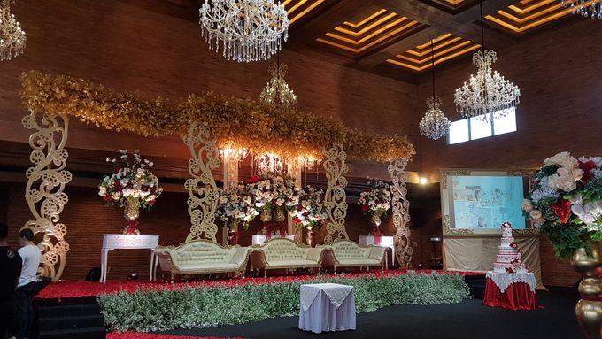 Jeffrey & Jessie Wedding by United Grand Hall - 022