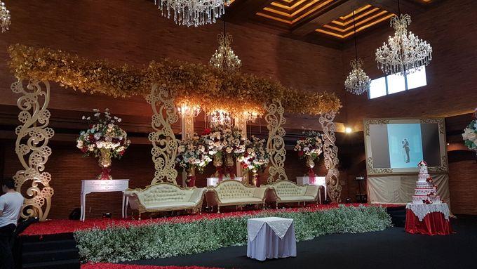 Jeffrey & Jessie Wedding by United Grand Hall - 002