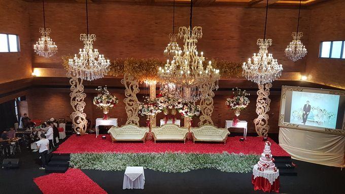 Jeffrey & Jessie Wedding by United Grand Hall - 019