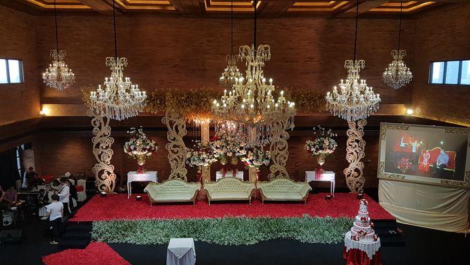 Jeffrey & Jessie Wedding by United Grand Hall - 018