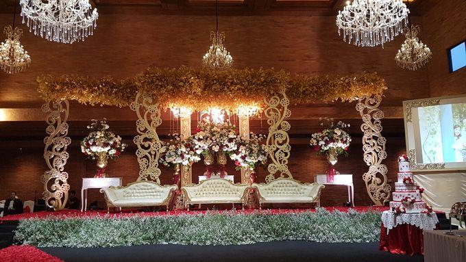 Jeffrey & Jessie Wedding by United Grand Hall - 011