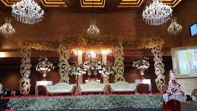 Jeffrey & Jessie Wedding by United Grand Hall - 001