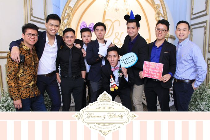 Wedding by Picpack photobooth - 026