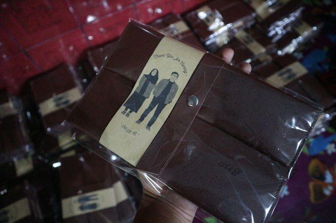 Souvenir Pouch Vintage by Mewah Souvenir - 005