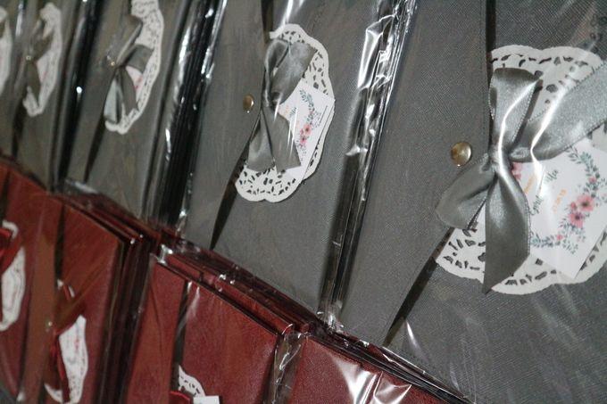 Souvenir Pouch Envelope 1 by Mewah Souvenir - 005