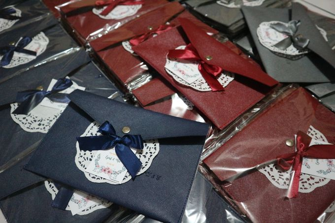 Souvenir Pouch Envelope 1 by Mewah Souvenir - 003
