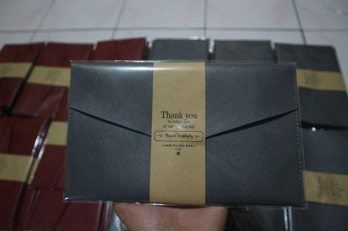 Souvenir Pouch Envelope 1 by Mewah Souvenir - 001